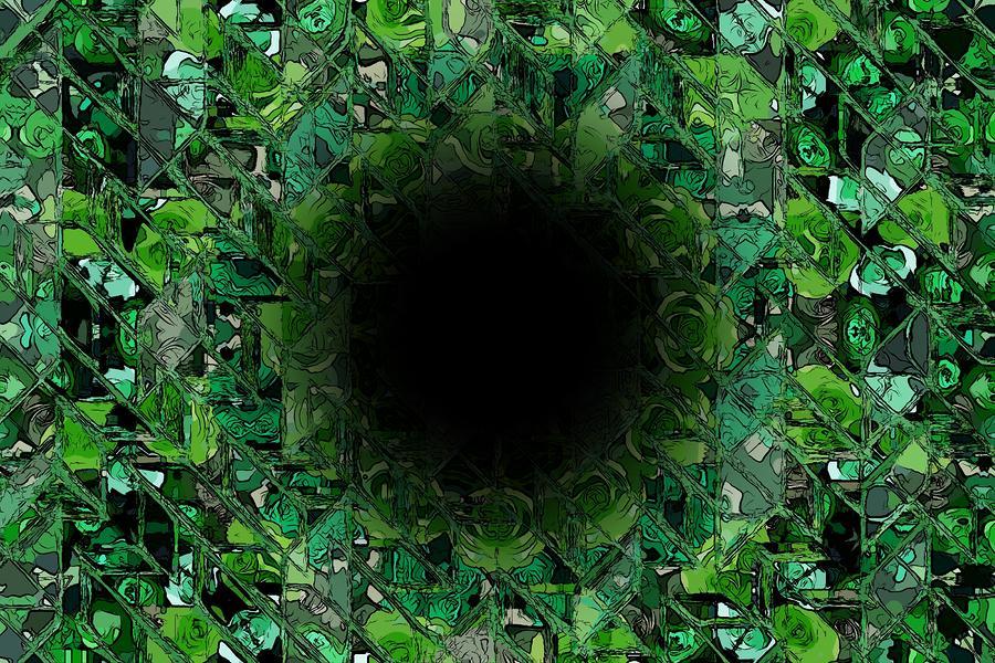 The Black Hole Digital Art