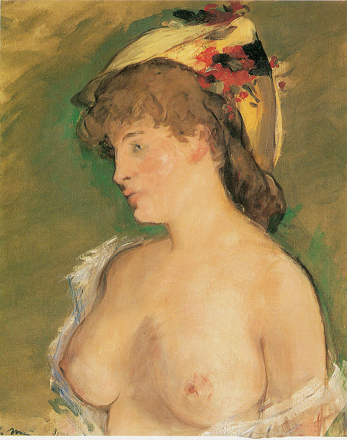 Breast Paintings Fine Art America