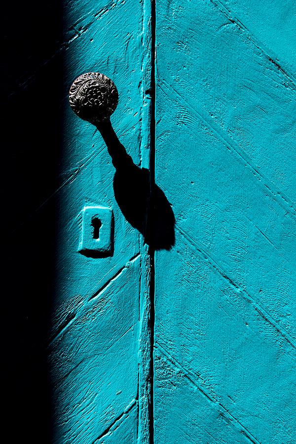 The Blue Door Photograph