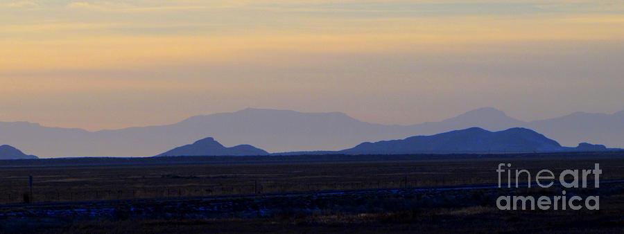 The Blue Range Photograph