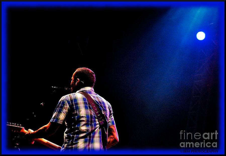 Ben Harper Photograph - The Blues by Matthew Heller
