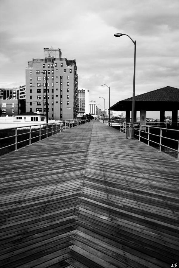 The Boardwalk Photograph