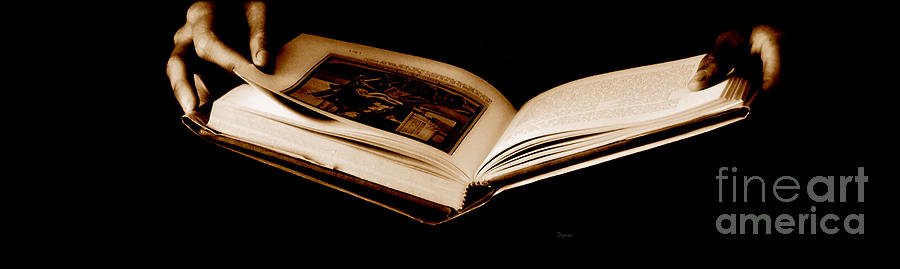 The Book  Photograph