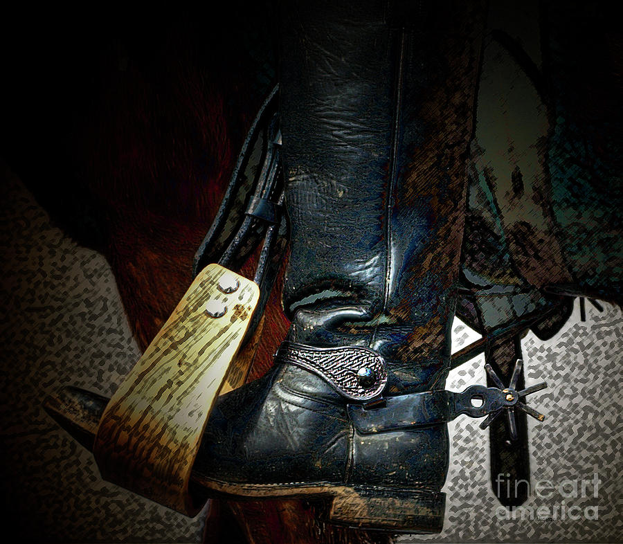 The Boot Photograph