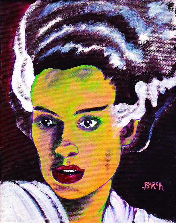 The Bride Painting