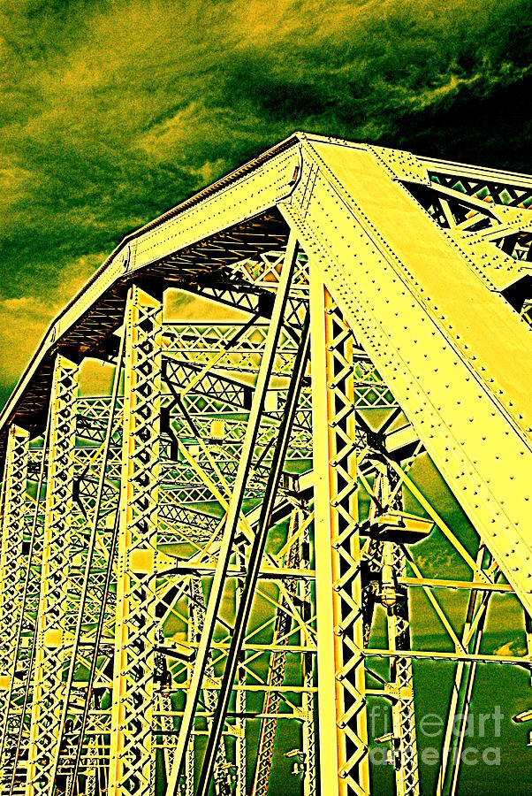 The Bridge To The Skies Photograph  - The Bridge To The Skies Fine Art Print