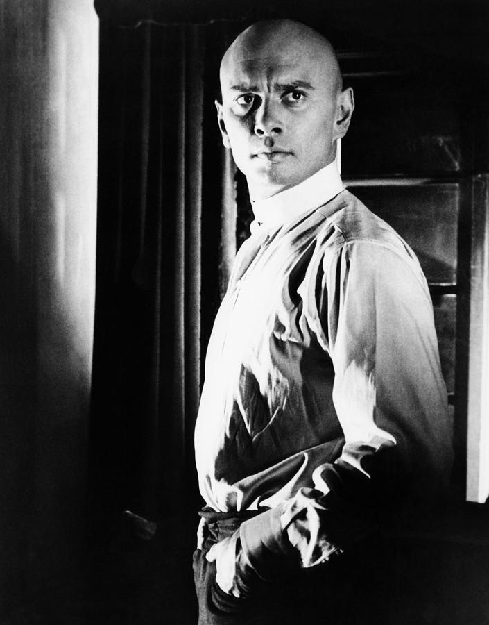 1950s Portraits Photograph - The Brothers Karamazov, Yul Brynner by Everett