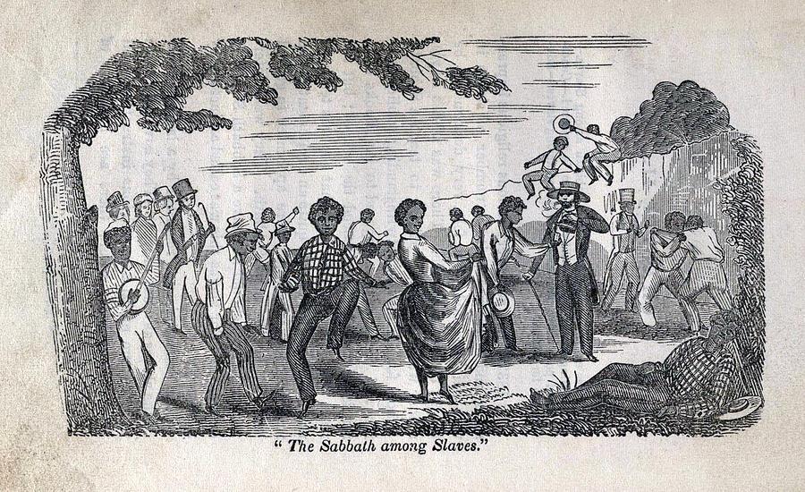 The Celebration Of The Sabbath Among Photograph