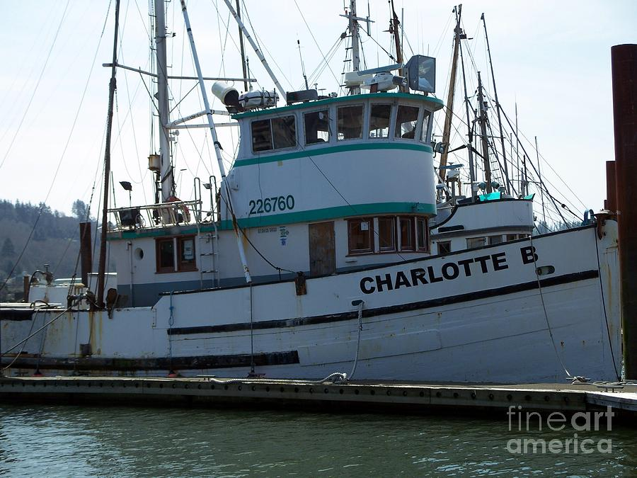 The Charlotte B Photograph