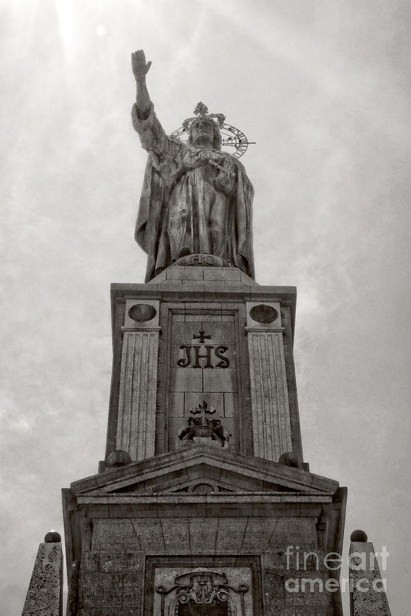 The Christking Monument Photograph
