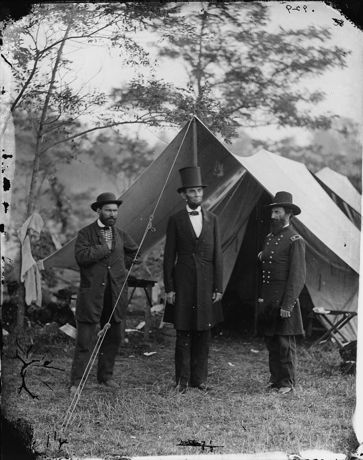 The Civil War, Antietam, Md. Allan Photograph