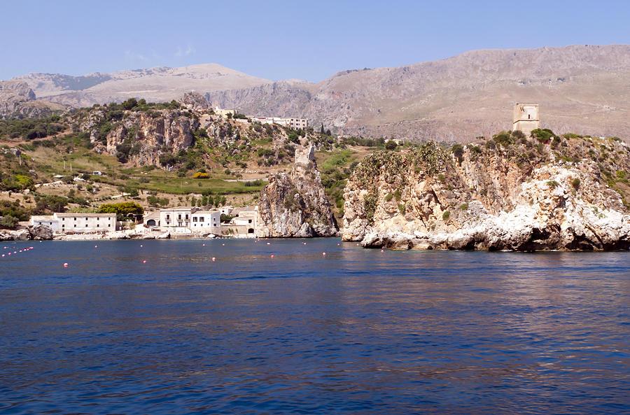 The Coast Of Zingaro Reserve Photograph