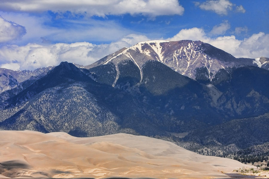 The Colorado Great Sand Dunes  125 Photograph