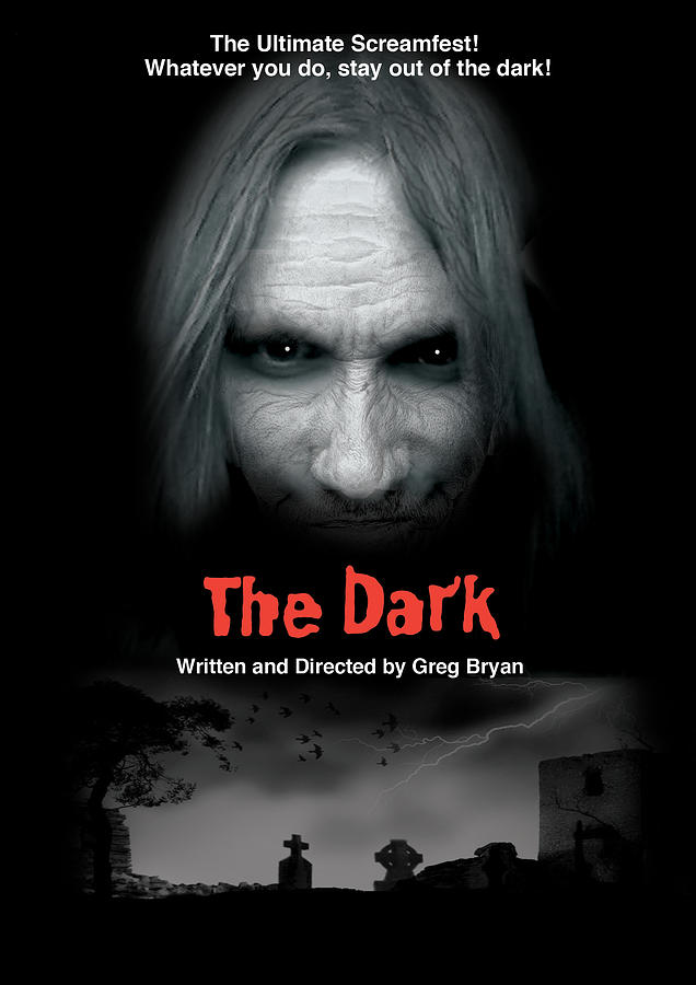 The Dark Digital Art