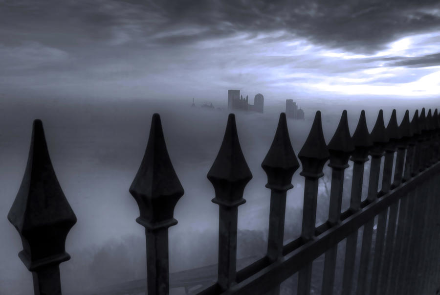 The Dark Night Photograph  - The Dark Night Fine Art Print