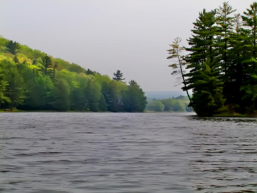 The Delaware River Photograph