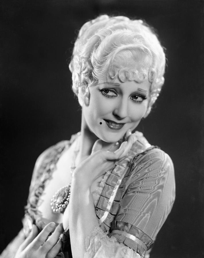 The Devils Brother, Thelma Todd, 1933 Photograph