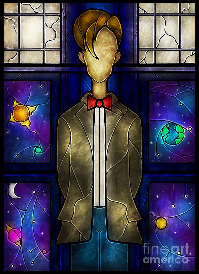 The Doctor Digital Art