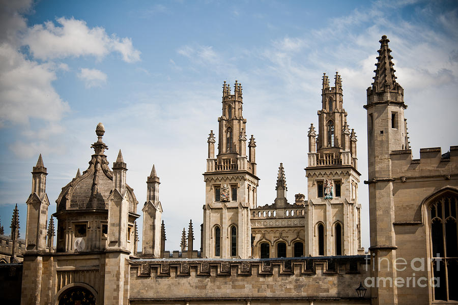 The Dreaming Spires Photograph