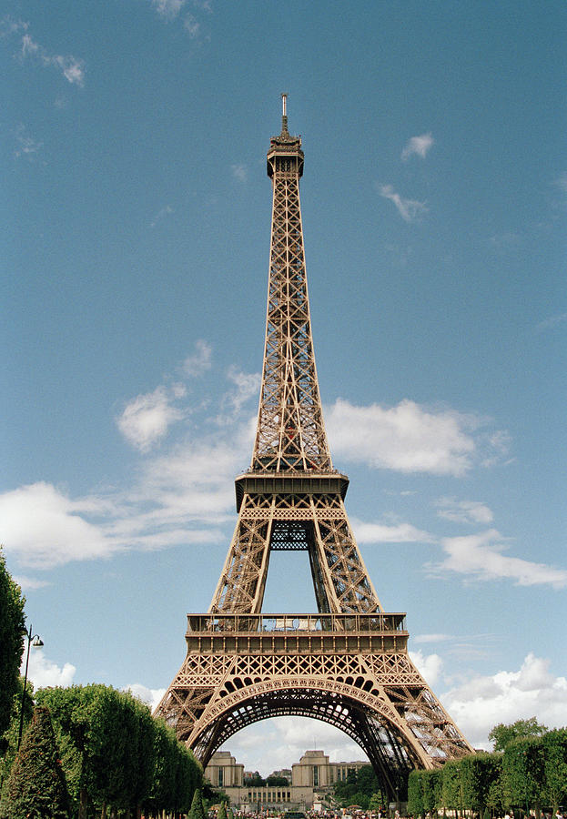 The Eiffel Tower, Paris Photograph