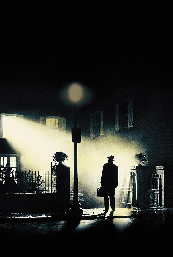 The Exorcist, Poster Art, 1973 Photograph