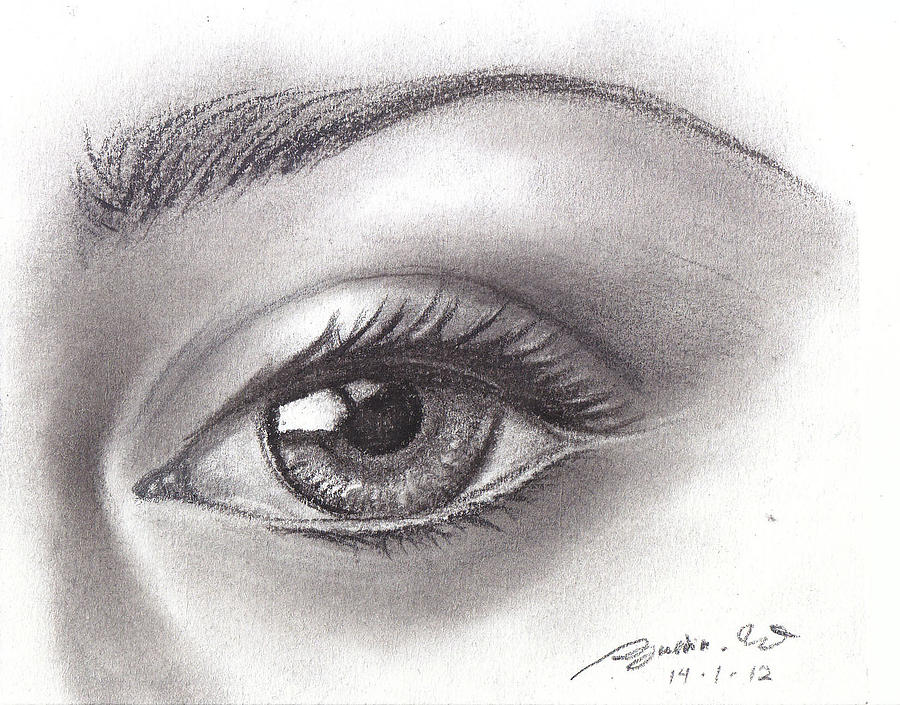 eye drawings | Drawing Pics