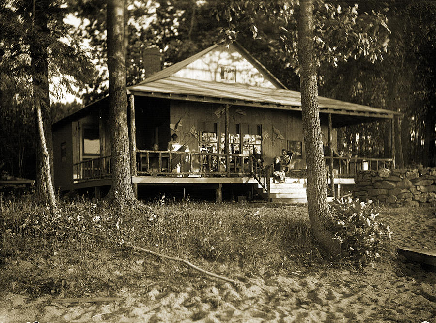 The Family Lakehouse  Photograph