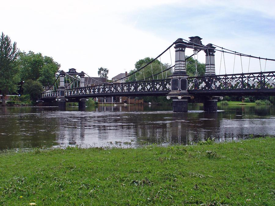 The Ferry Bridge Photograph