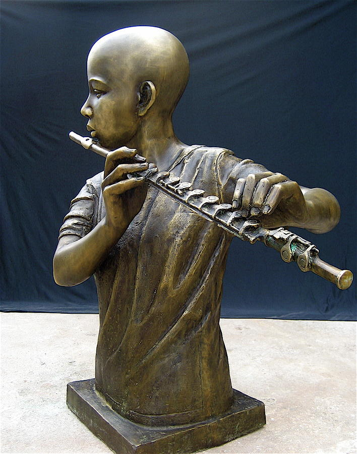 The Fifer Sculpture