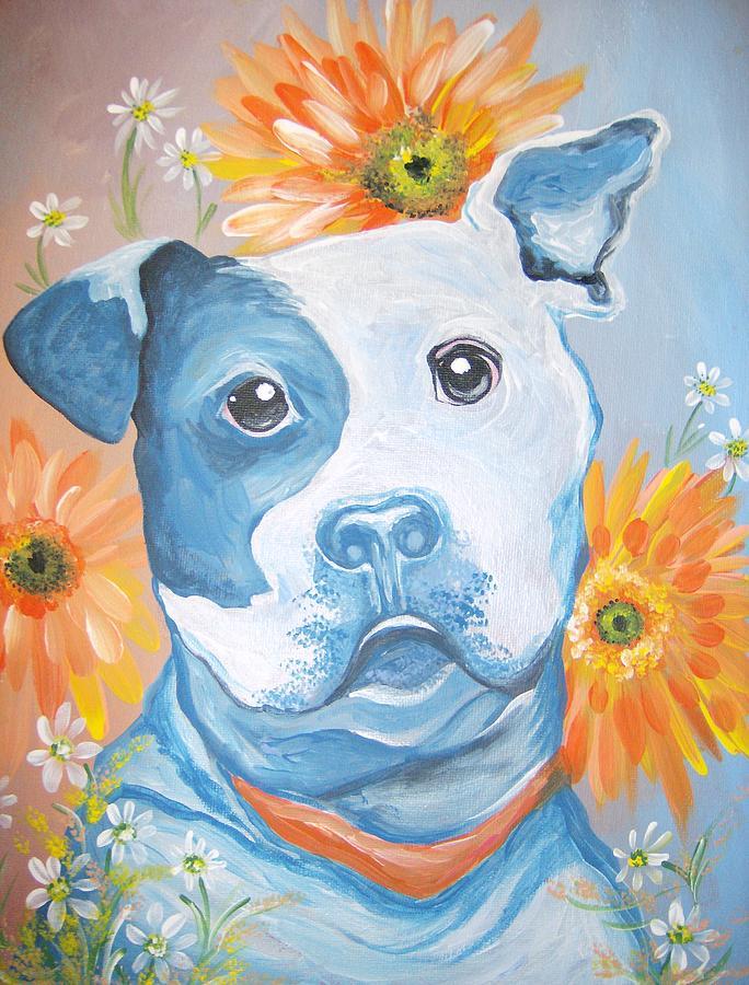 The Flower Pitt Painting
