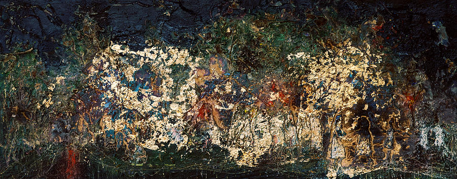 The Garden Of Gethsemane Painting  - The Garden Of Gethsemane Fine Art Print