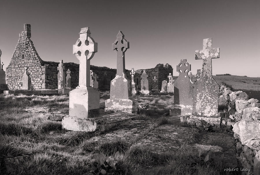 The Ghosts Of Ireland Photograph
