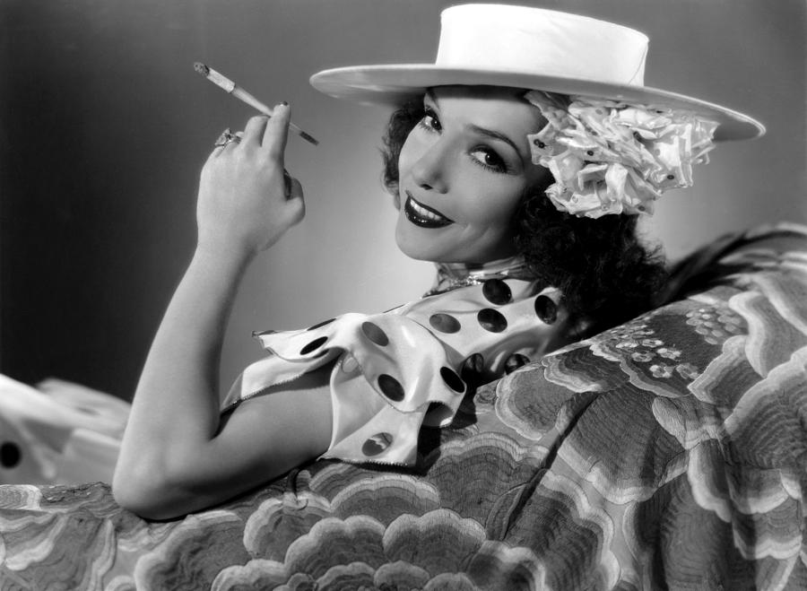 The Girl From Mexico, Lupe Velez, 1939 Photograph