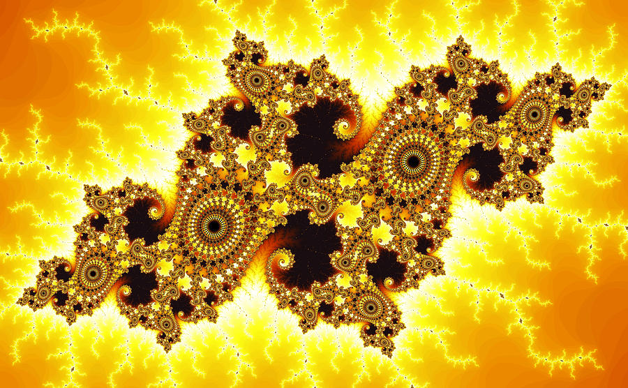 The golden ratio digital art by anthony rego for Golden ratio artwork