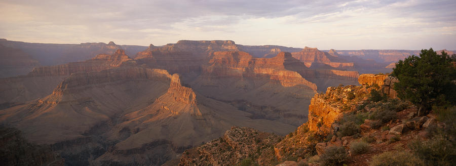 The Grand Canyon From Yuma Point Photograph