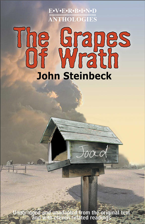 the importance of symbolism in the grapes of wrath by john steinbeck The grapes of wrath, a pulitzer-prize winning book written by john steinbeck and published in 1939, tells the story of the joads, a poor family of tenant farmers driven out of depression-era oklahoma -- also referred to as oakies -- by drought and economic factors, who migrate to californa in search of a better life.