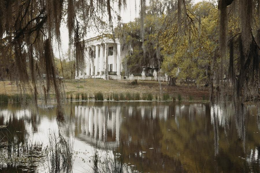 The Greenwoood Plantation Home Photograph
