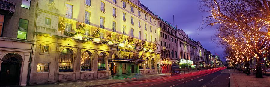 The Gresham Hotel Dublin, Oconnell Photograph by The Irish ...