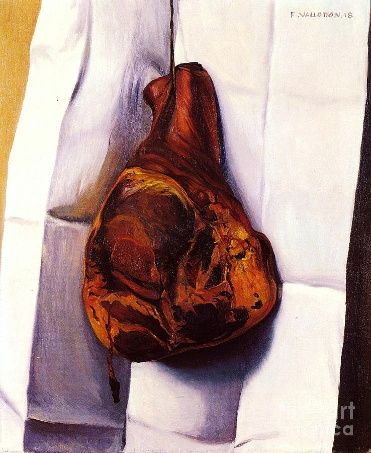 The Ham Painting  - The Ham Fine Art Print