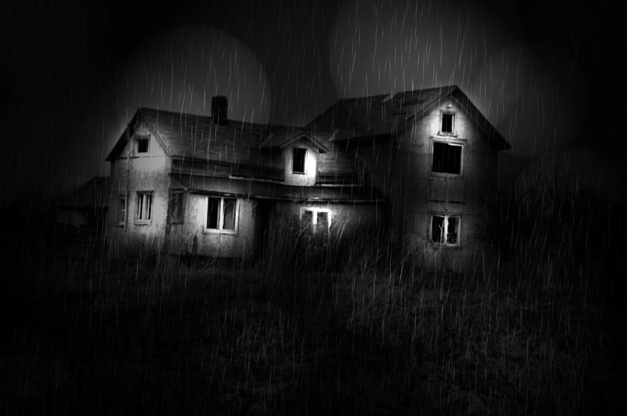 The Haunted Side Photograph  - The Haunted Side Fine Art Print
