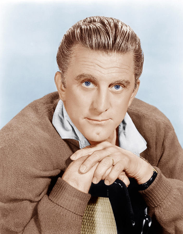 The Hook, Kirk Douglas, 1963 Photograph
