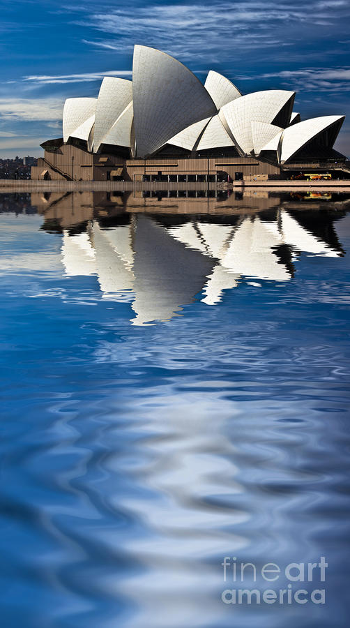 The Iconic Sydney Opera House Photograph