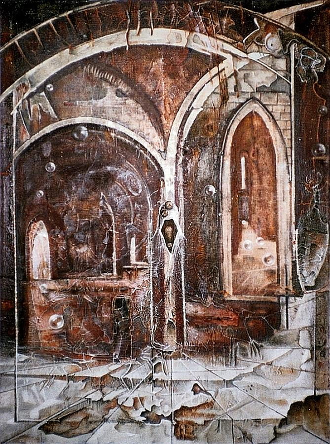 The Inside 2 Painting