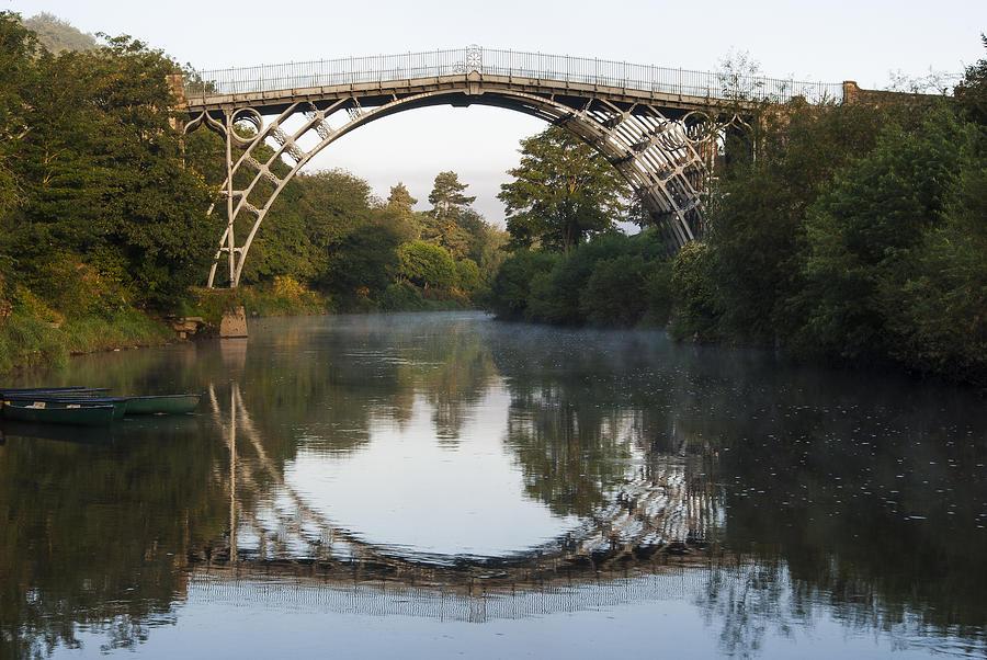 The Iron Bridge  Photograph