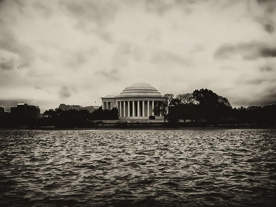 The Jefferson Memorial Photograph  - The Jefferson Memorial Fine Art Print