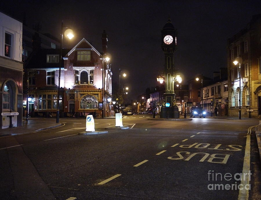 The Jewellery Quarter Photograph  - The Jewellery Quarter Fine Art Print