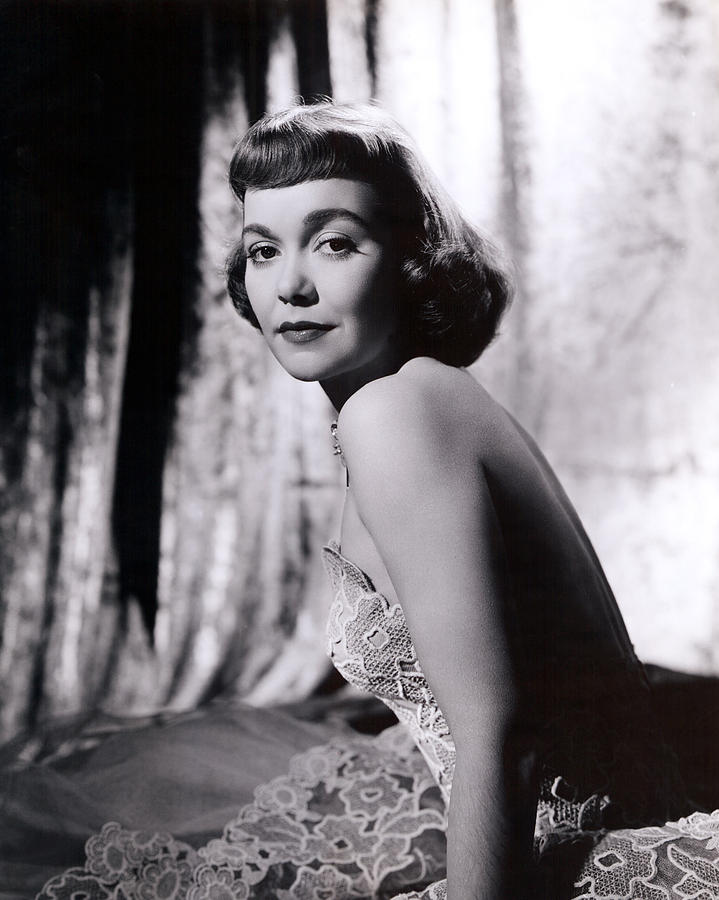 The Lady Takes A Sailor, Jane Wyman Photograph