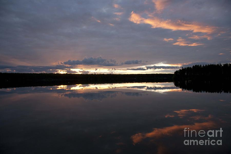 The Last Glow Photograph  - The Last Glow Fine Art Print