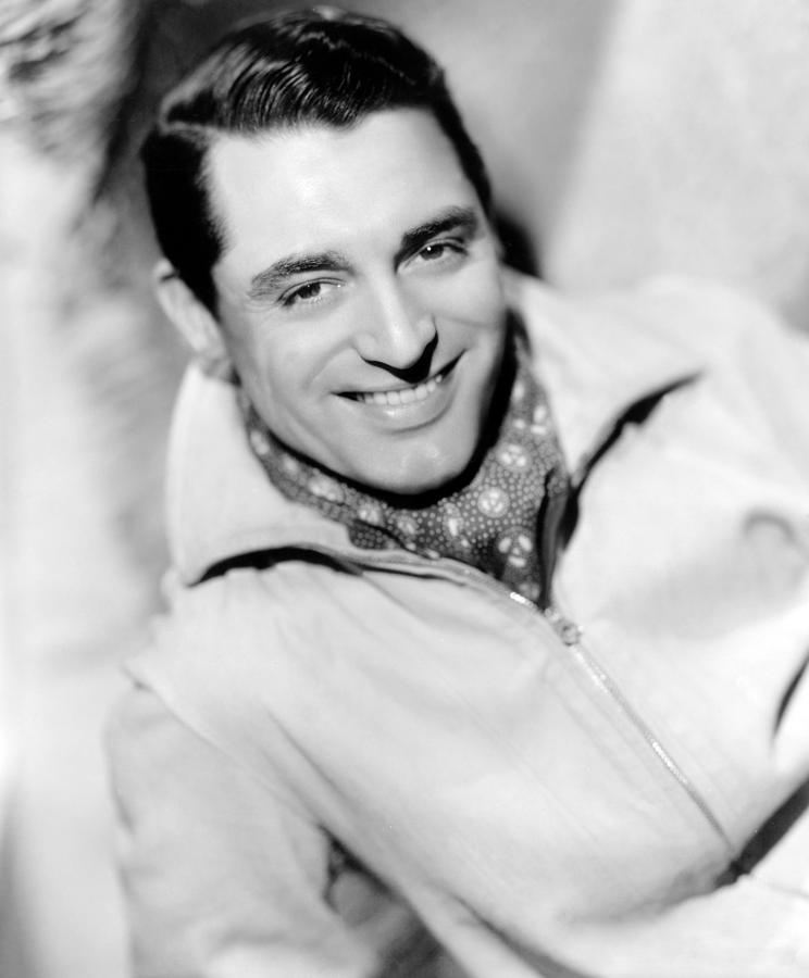 The Last Outpost, Cary Grant, 1935 Photograph  - The Last Outpost, Cary Grant, 1935 Fine Art Print