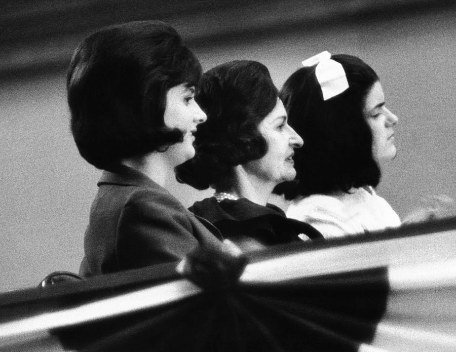 The Lbj Ladies At The 1964 National Photograph